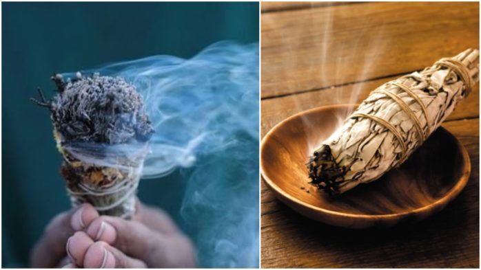 "Study Shows How Smudging Does a Lot More Than ""Clear Evil Spirits"""