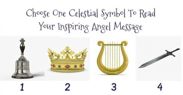 Select One Celestial Symbol To Read Your Inspiring Angel Message