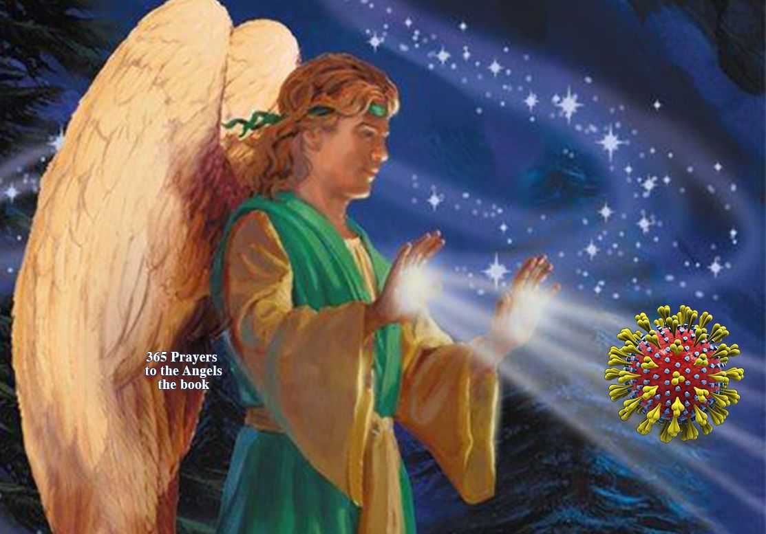 An Angelic Prayer For Protection In Times Of Coronavirus