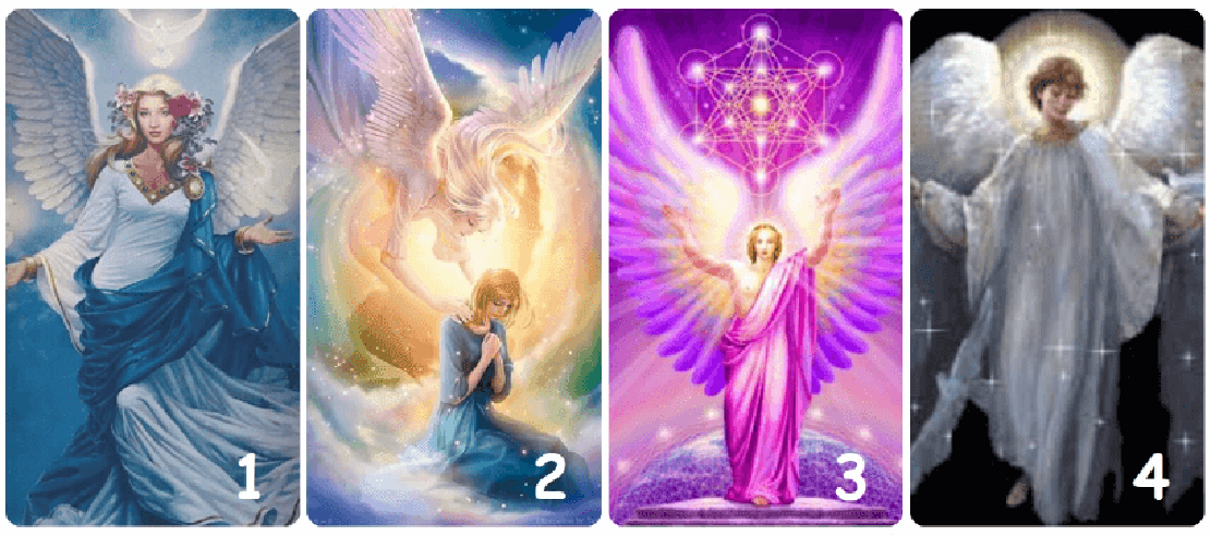 An Angel Card Reveals A Personal Message Your Soul  Needs To Hear