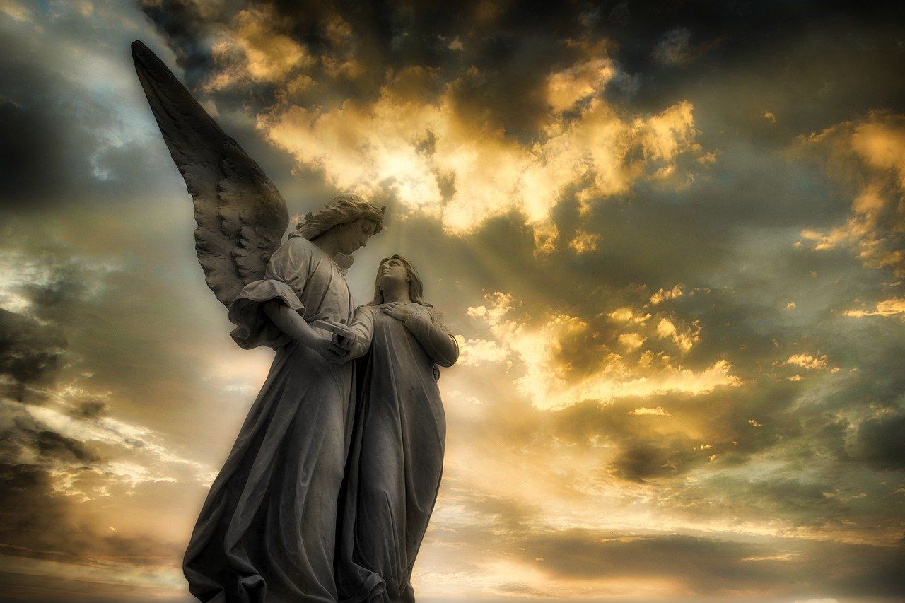 How to Send Angels to Help Those Who Suffer
