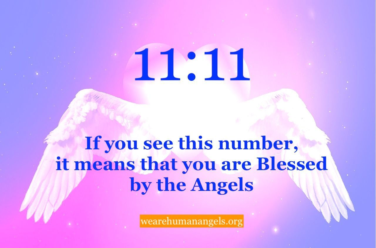 11:11 is the Most Powerful of All Angel Numbers