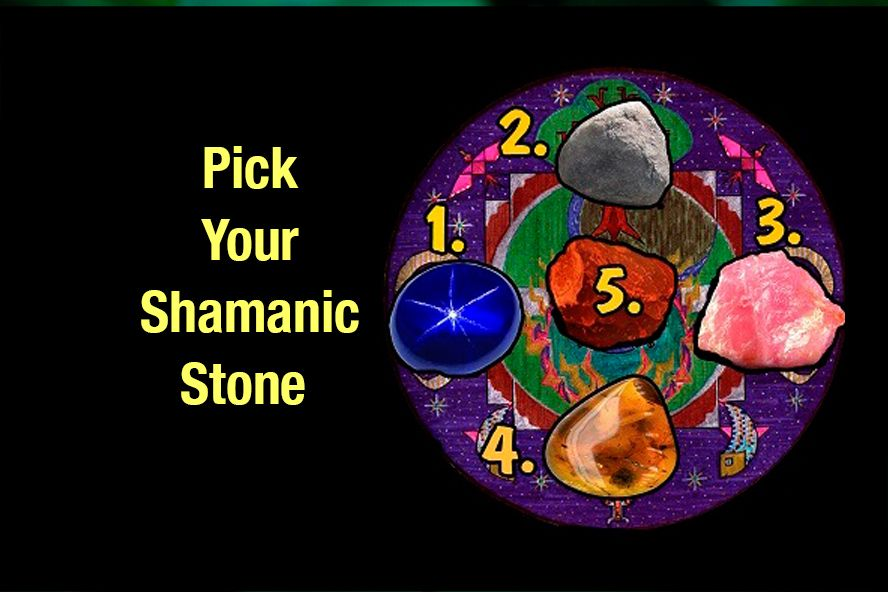 Powerful Shamanic Divination. Ask For Advice and Let The Ancient Energies Work