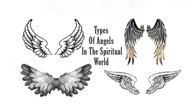 Types Of Angels In The Spiritual World
