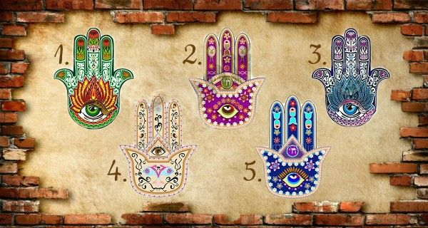 "What Your Favorite ""Hand Of Fatima"" Says About Your Life And Your Personality"