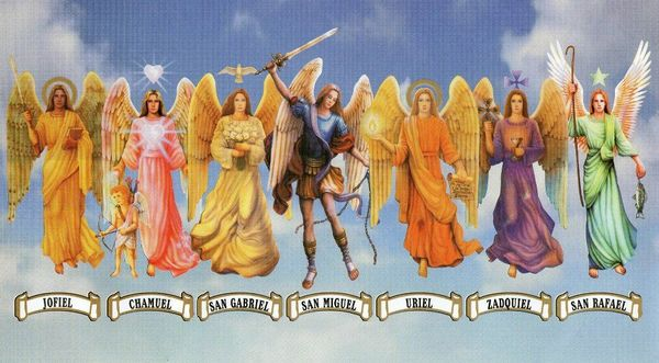 How To Attract The 7 Angels For Protection