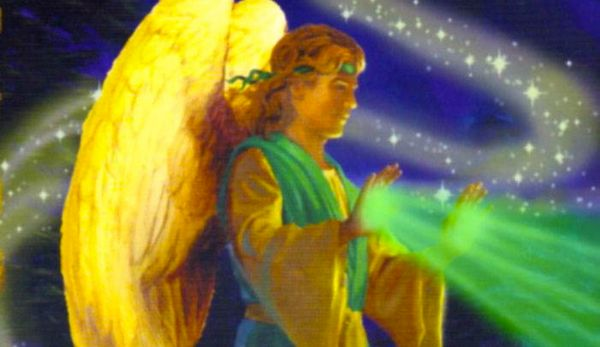 How To Heal Yourself With The Help Of Archangel Raphael