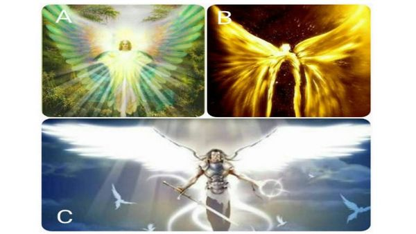Pick The Archangel Picture You Feel Drawn To