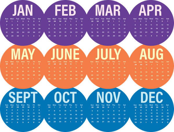 The Key To Your Heart Can Be Unlocked With Your Birth Month