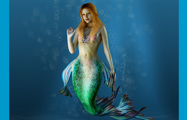 Everything You Always Wanted to Know About Mermaids