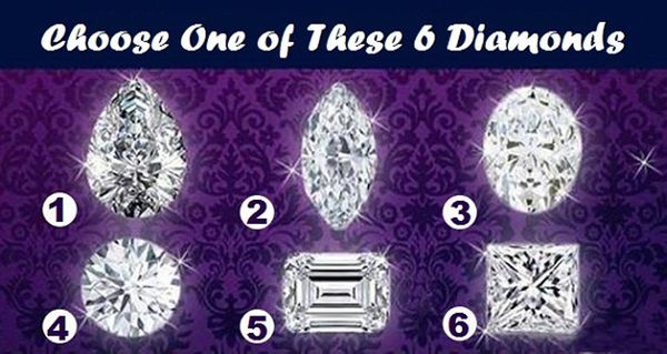 Your Favorite Diamond Will Tell You How You Love!