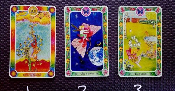 Pick A Card To Receive A Special Message From Spirit