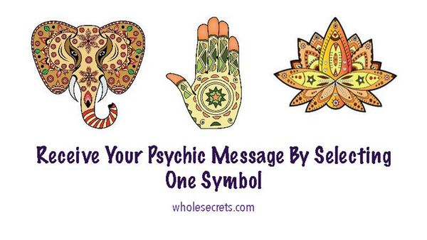 Receive Your Psychic Message By Selecting One Symbol