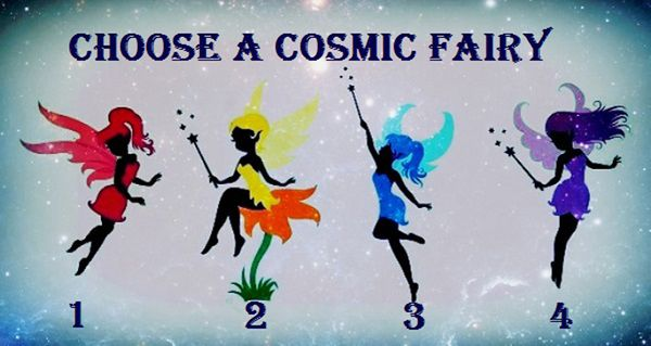 The Cosmic Fairy You Like The Most Reveals What You Are Attracting Into Your Life