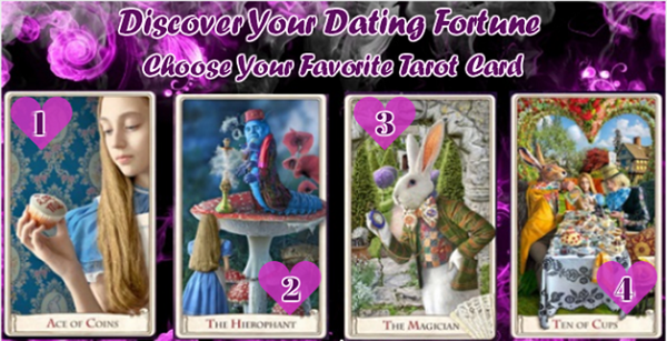 Select Your Favorite Card And Discover Your Dating Fortune