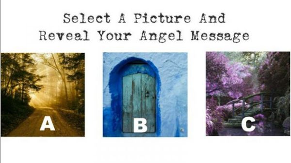 Select An Image And Reveal Your Angel Message