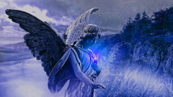 Are You Down, Low and Depressed? Raise Your Vibration With the Help of The Angels