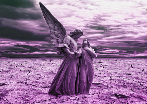 How To Call Archangels For Help With Romantic Relationships (And Which One To Call)