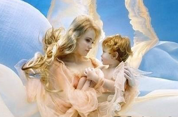 Do Babies See Angels? How can you tell if your baby or child sees angels?