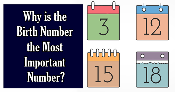 Why is the Birth Number the Most Important Number?