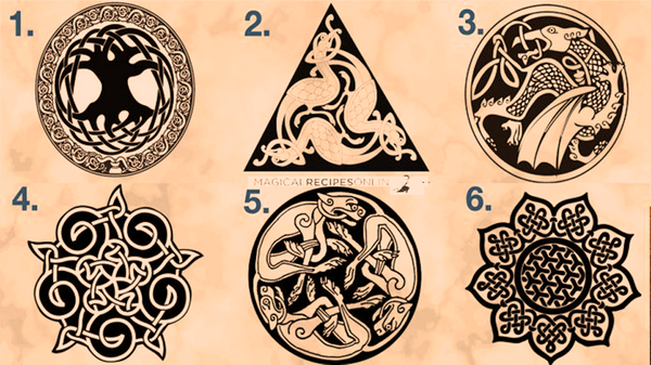 Select your Celtic Sigil and See What it Means