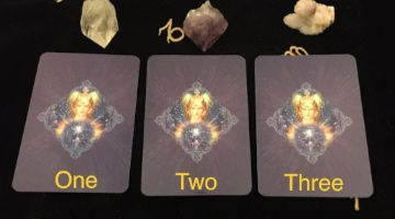 Pick An Angel Crystal Oracle Card And Discover Who You Are