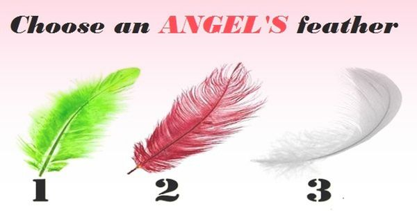 Mystical Oracle – Pick an Angel's Feather