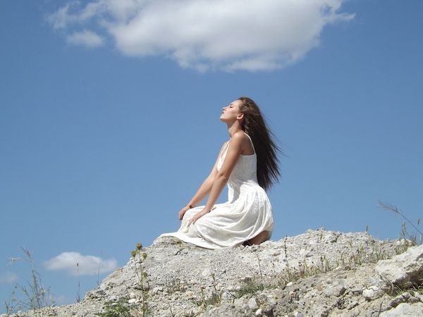 An Angelic Prayer to Overcome Emotional Imbalance