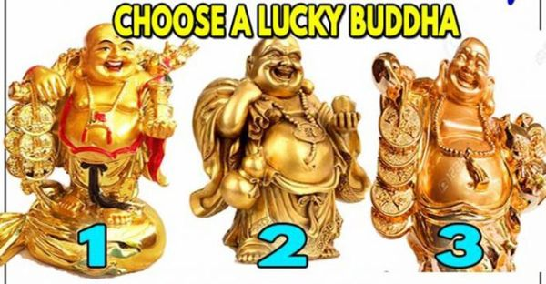 Select A Buddha of Good Luck And Receive Your Pure Spiritual Guide
