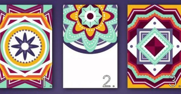 One Of These 3 Mandala Cards Has An Important Message For You