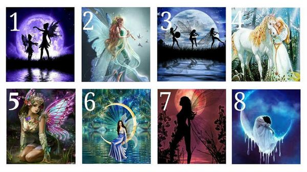 Pick Your Favorite Fairy to Uncover a Positive Message Which Will Inspire You to Improve Your Life