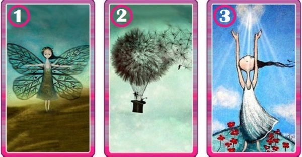 Select The Card You Like The Most To Reveal Your Positive Message For Today!