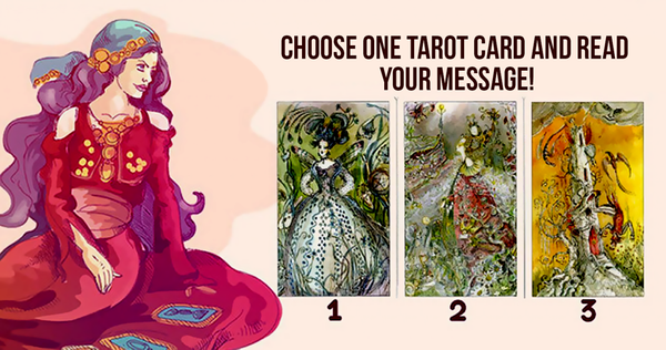 Select One Tarot Card And Read Your Message