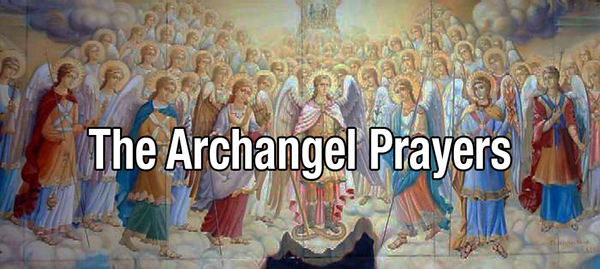 The Archangel Prayers