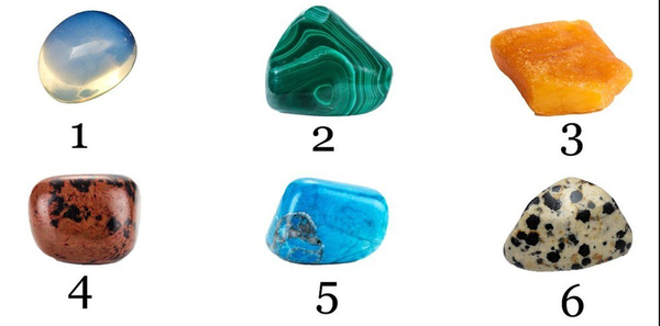 Pick A Stone And Discover What It Reveals About You