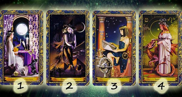 Pick a Card to Find Out Whether Your Dreams And Desires Will Come True!