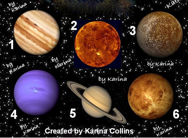 Which Planet Attracts You The Most? The Answer Reveals Your Universal Life Energy