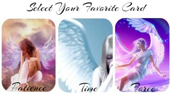 Pick Your Favorite Angel Card And Find Out Your Message Of Happiness & Fortune