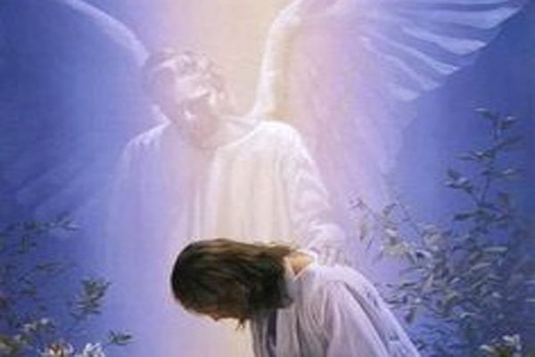 An Angelic Prayer For Comfort And Consolation