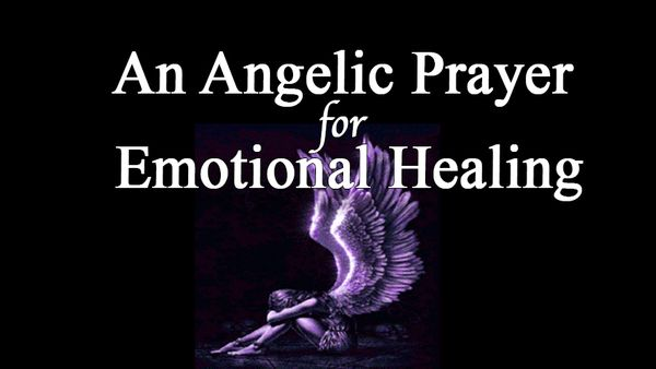 An Angelic Prayer for Emotional Healing