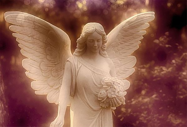 An Angelic Prayer to Calm An Overthinking Mind