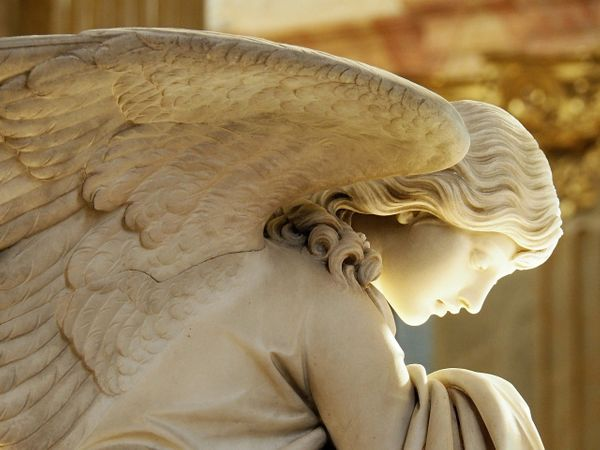 An Angelic Prayer for not Hurting Anyone