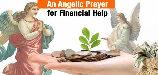 An Angelic Prayer for Financial Help