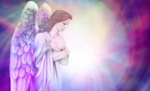 An Angelic Prayer in the Midst of Change
