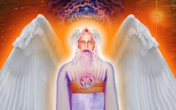 Archangel Metatron, The Angel Of Light