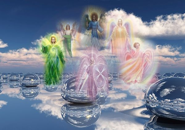 The 5 Angels Of Healing