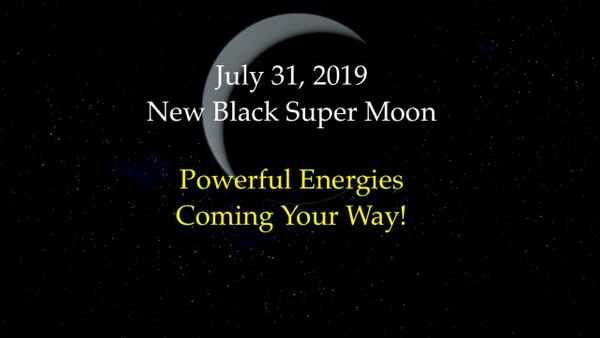 Black Super New Moon July 2019: What Does It Mean for Your Life?