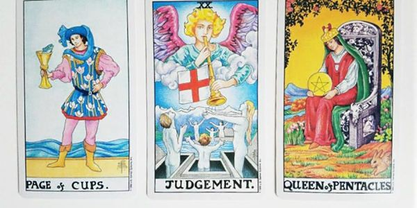 Tarot Reading. Pick a Card to Receive Your Message!
