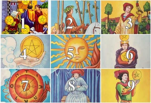 Select A Tarot Card And Receive An Important Message About Your Money