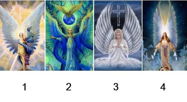 Pick an Angel and Read the Inspiring Message for You
